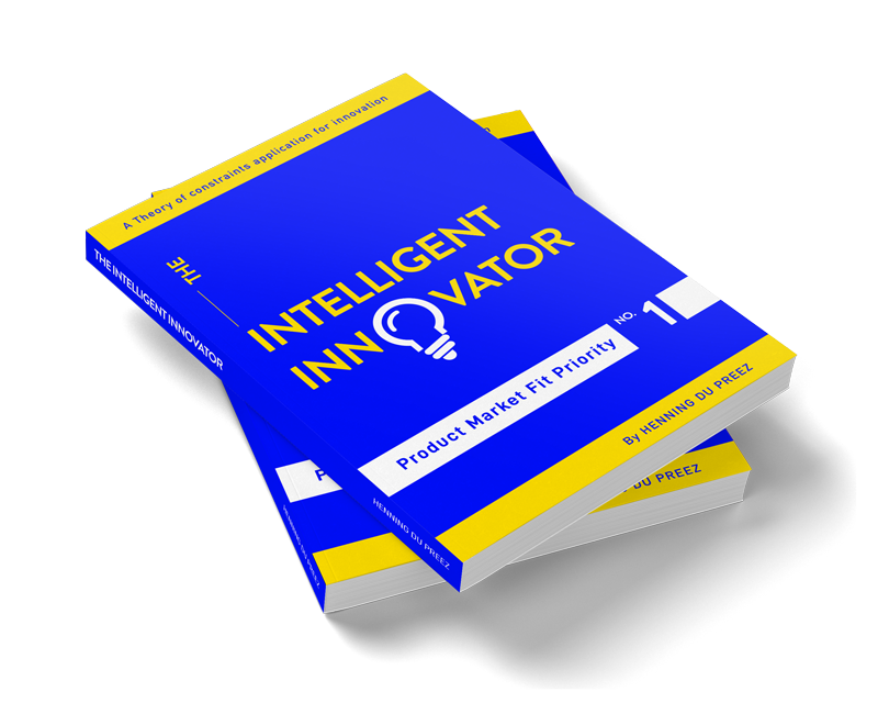 the Intelligent Innovator by henning du Preez